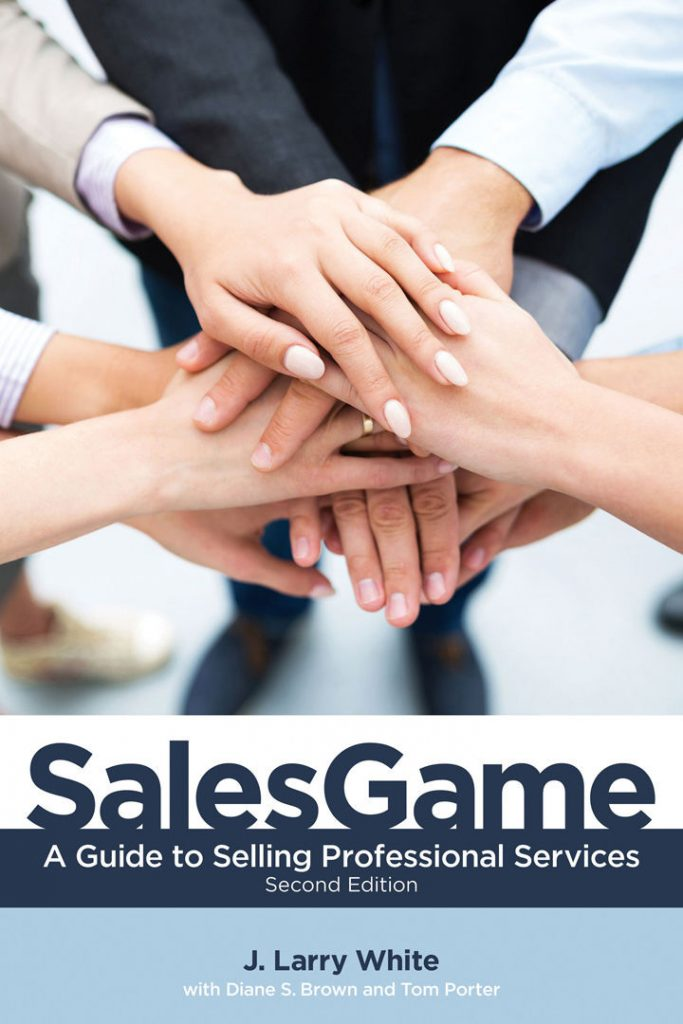SalesGame: A Guide to Selling Professional Services